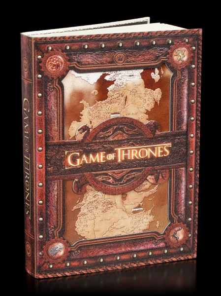 Game of Thrones Notizbuch - Seven Kingdoms