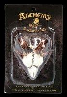 Alchemy Widderschädel - klein