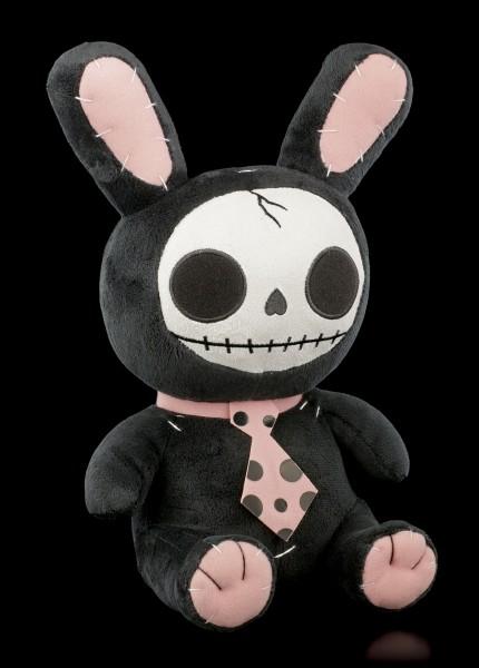 Furry Bones Plüschfigur - Black Bun-Bun