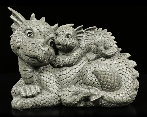 Garden Figurine - Dragons Lovely
