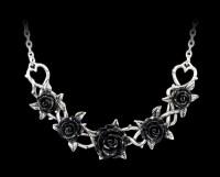 Alchemy Necklace - Rose Briar Choker