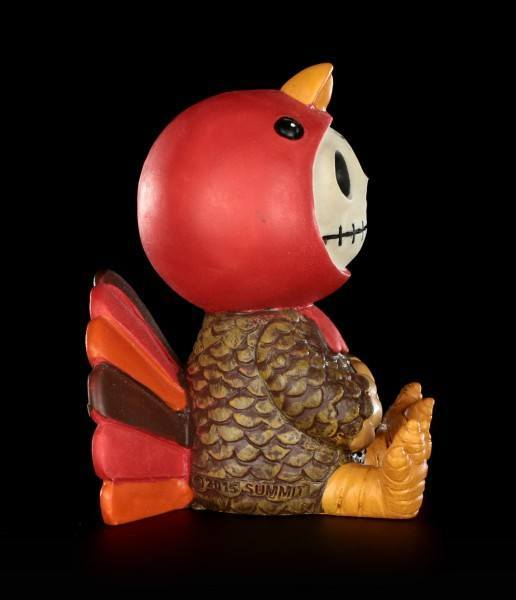 Furry Bones Figur - Pumkin