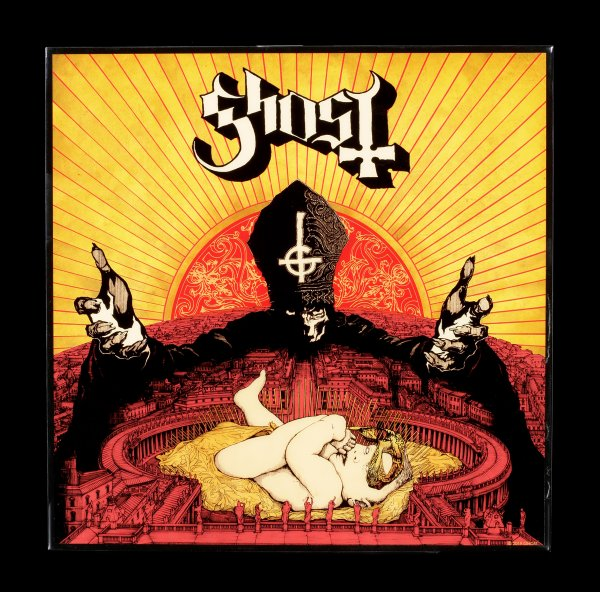 Ghost Crystal Clear Picture - Infestissumam