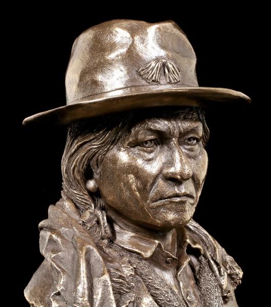 Indian Bust - Sitting Bull