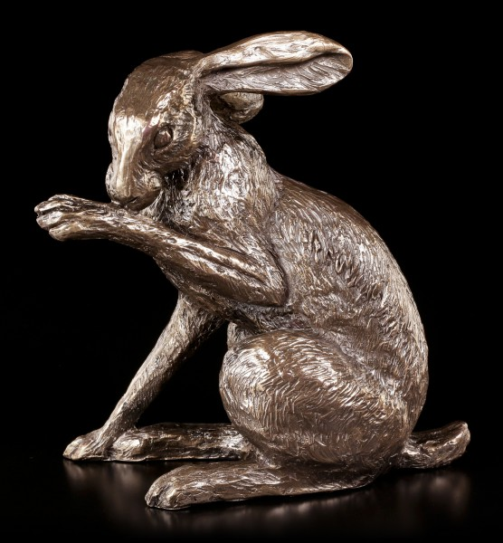 Hare Figurine - Heather