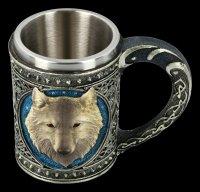 Fantasy Krug - Einsamer Wolf gross
