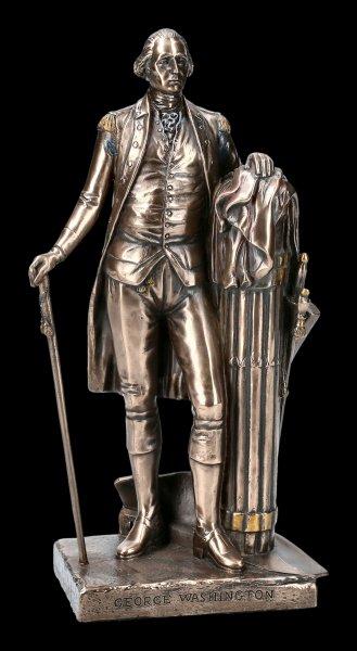 George Washington Figurine