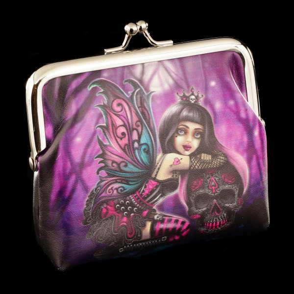 Coin Purse Gothic Fairy - Lolita