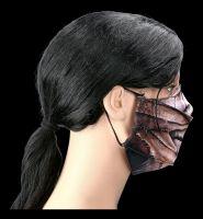 Face Mask Fantasy - Mummified