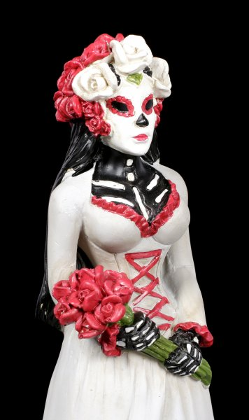 Day of the Dead Figur - Gothic Braut