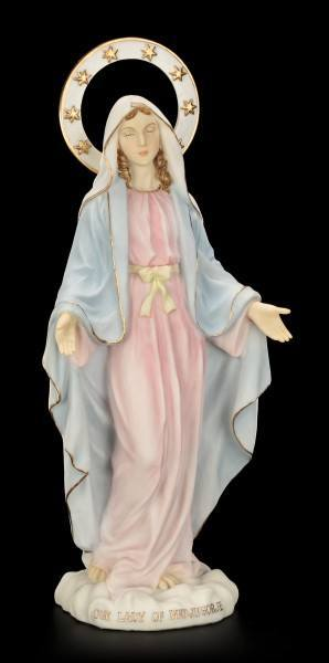 Madonna Figur - bunt