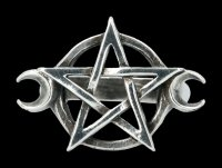 Alchemy Pentagram Ring - Goddess
