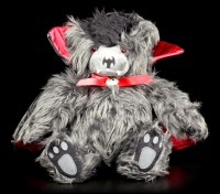 Plüschteddy Vampir - Ted the Impaler - Mit Rucksack