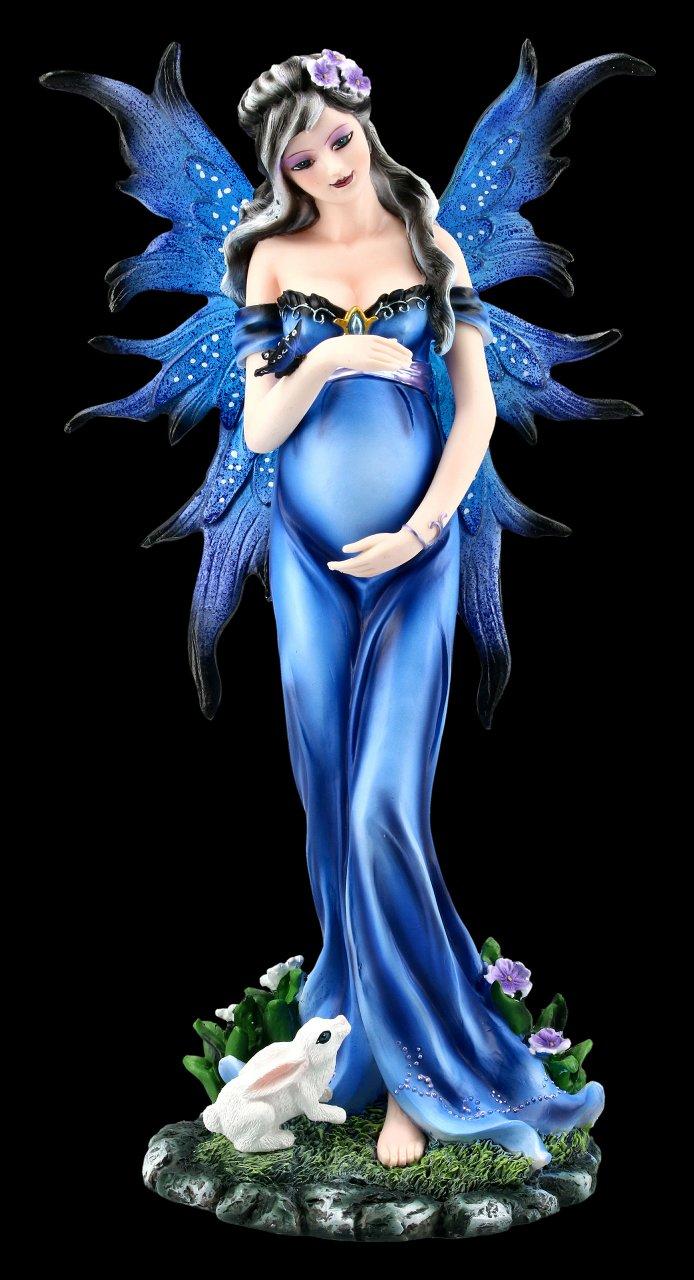 Elfen Figur - Schwangere Elfe Edain