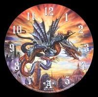 Wanduhr Drache - The Highgate Horror - Alchemy