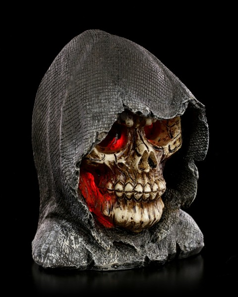 Reaper Figur mit LED - Colorful Eyes - klein