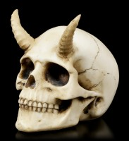 Totenkopf - Teuflischer Dämon