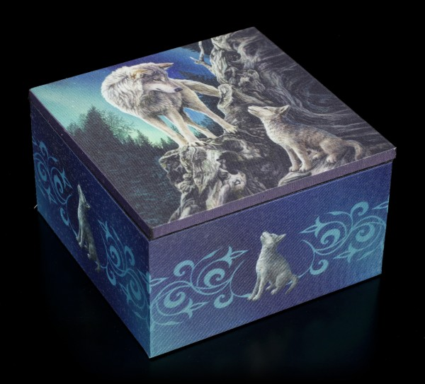 Mirror Box with Wolves - Guidance