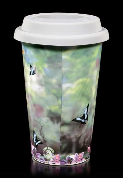 Ceramic Travel Mug - Dragon Kin