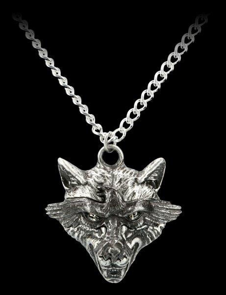 Alchemy Gothic Halskette - Raven Wulf