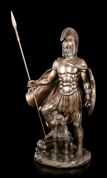 Odysseus Figurine with his Dog Argos