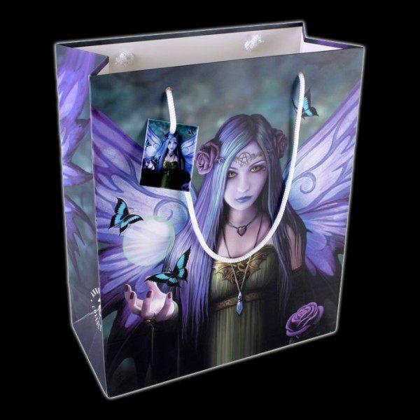 Große Geschenktüte mit Elfe - Mystic Aura