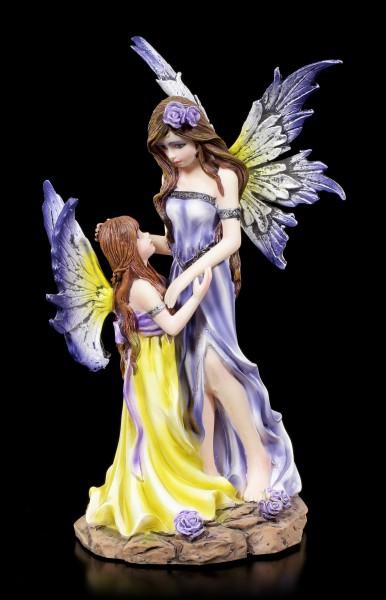 Elfen Figuren - Magic Mama mit Tochter