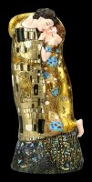 The Kiss Figurine by Gustav Klimt