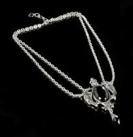 Alchemy Gothic Halskette - Seraph of Darkness