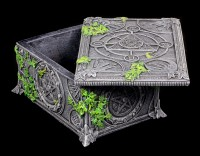 Tarot Card Box - Wicca Pentagram