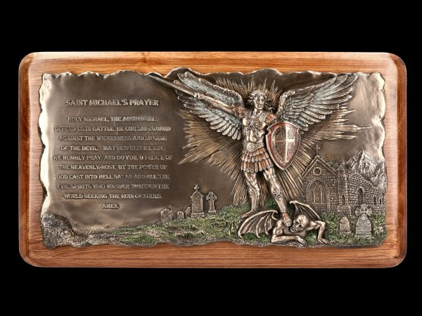 Wall Ornament - Archangel Michael