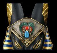 Wandrelief - Anubis Maske