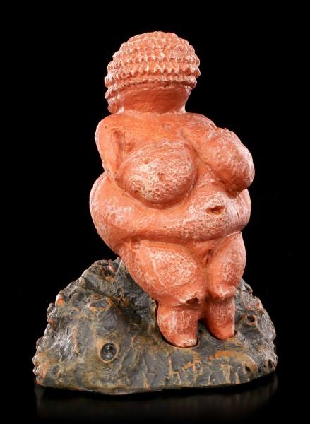 Venus of Willendorf Figurine in Rock