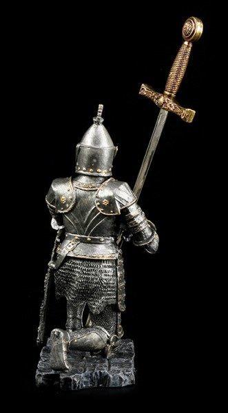 Kneeling Knight - Letter Opener