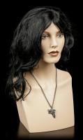 Alchemy Gothic Halskette - Dark Wolf