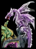 Dragon Figurines with LED - Creators Call