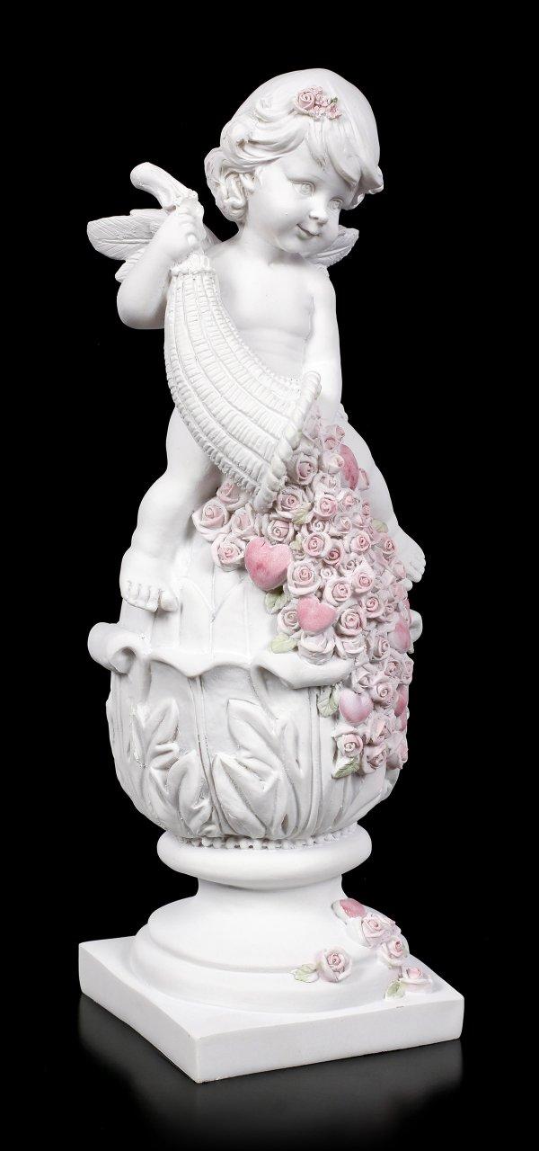 Angel Figurine - Cherub Fortuna