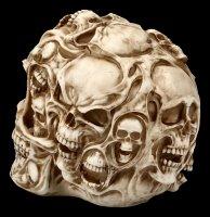 Skull of Skulls Figurine