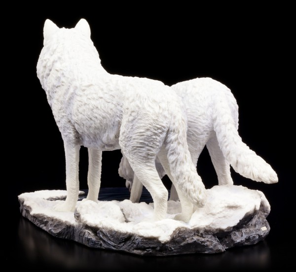 Wolves Figurines - Warriors of Winter