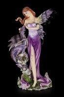 Fairy Figurine - Melissa with Dragon