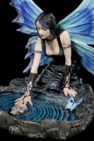 Anne Stokes Figur - Immortal Flight