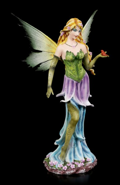Fairy Figurine - Season Spring Juliana