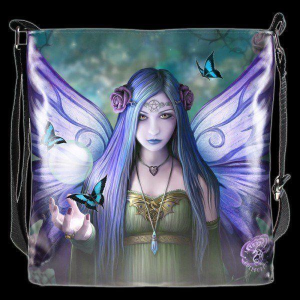 Schultertasche - Mystic Aura