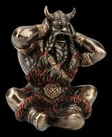 Viking Figurine Set - No Evil