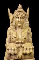 Geflügelte Sphinx Figur - Ptolemäisch