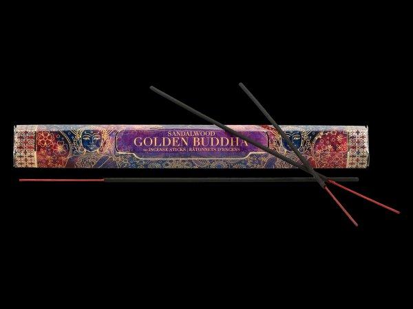 Räucherstäbchen - Golden Buddha