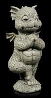 Garden Figurine Dragon - Yoga Tree
