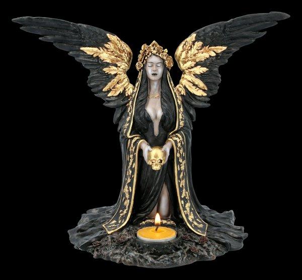 Teelichthalter - Reaper Engel Teresina