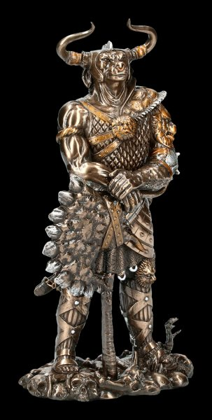 Minotaur Torgamere Figurine