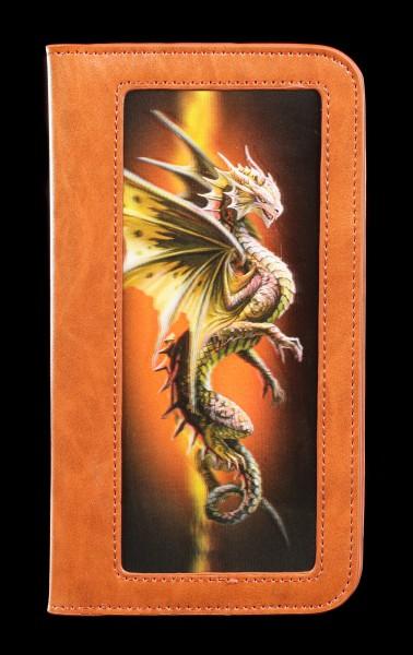 Handyhülle mit 3D Motiv - Drache Desert Dragon